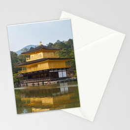 Temple of the Golden Pavilion Stationery Cards