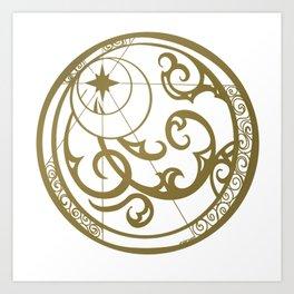 starchart Art Print