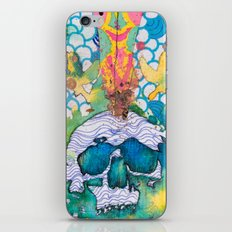 Expansion of the Mind iPhone & iPod Skin