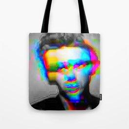 JD Glitch Tote Bag