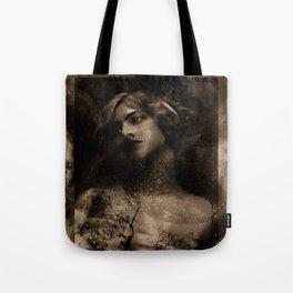 Vintage Beauty Tote Bag
