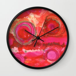 FIZZ Wall Clock