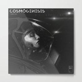 dead_astronaut Metal Print