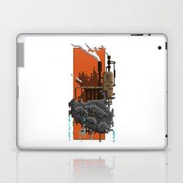 Pixel Landscape : Steam Factory Laptop & iPad Skin