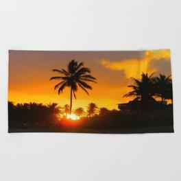 BEACH LIFE Beach Towel