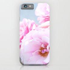 Blushing Roses Slim Case iPhone 6s