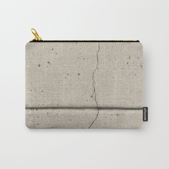 Real, Concrete, not Abstract Carry-All Pouch