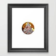 VIVA KAIBEN Framed Art Print