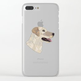 Allie Clear iPhone Case