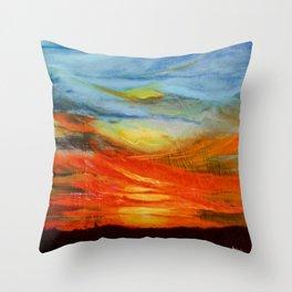 Un Nuevo Amanecer Throw Pillow
