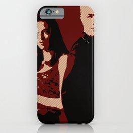 Spike & Dru iPhone Case