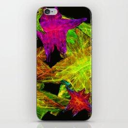 Nightlight Buttefly Cousins iPhone Skin