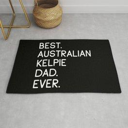 Australian Kelpie Rug