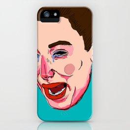 Kimmy K iPhone Case