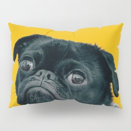 Pug Is Life Pillow Sham