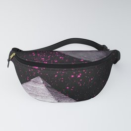 PINK UFO Fanny Pack