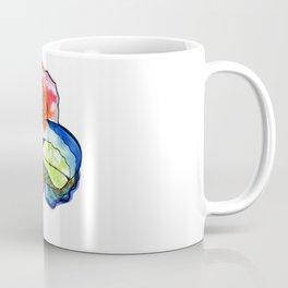 Flower Heart Coffee Mug