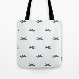 ninjafish wallpaper Tote Bag