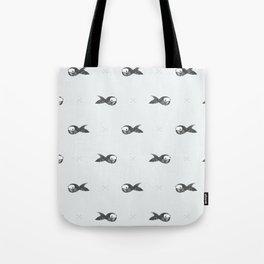 ninjafish wallpaper Tote Bag