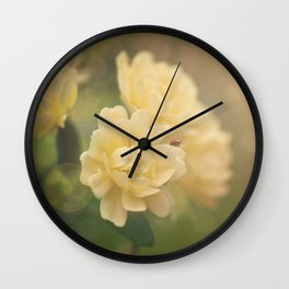 """""""Every man's life is a fairy tale written by God's fingers"""" -- Hans Christian Andersen Wall Clock"""