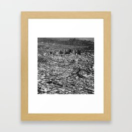 Lost Angels Fly High Framed Art Print