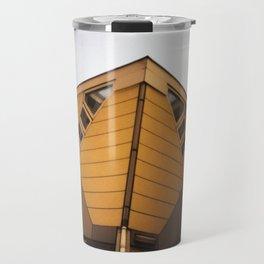Cube houses Travel Mug