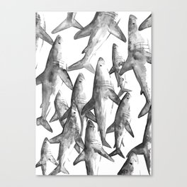 Uprising Canvas Print