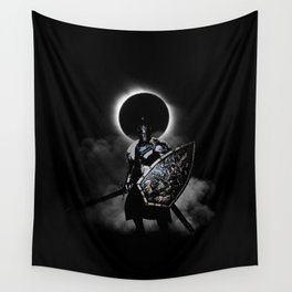 Knight of Faraam Wall Tapestry