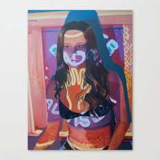 Read Her Advise Her Canvas Print