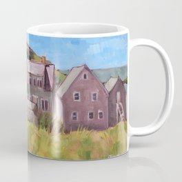 Fish Houses Coffee Mug