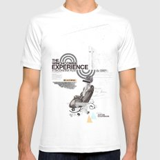 Additional poster design- The Wichcombe Experience Mens Fitted Tee MEDIUM White