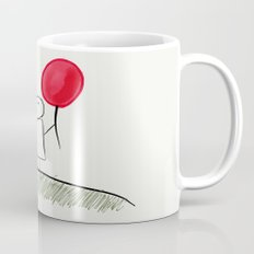 my red balloon Mug
