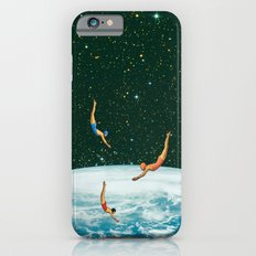 Space jumps iPhone 6 Slim Case