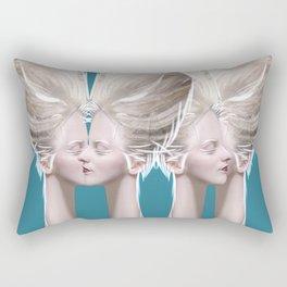 CONVERSATION ON THE NILE Rectangular Pillow