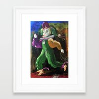 new orleans Framed Art Prints featuring New Orleans by Seth Duhy