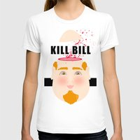 kill bill T-shirts featuring Kill Bill by Frikaditas T-Shirts