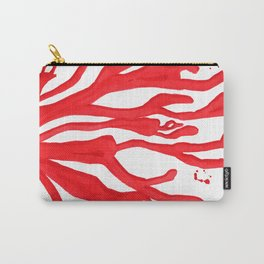 Red Coral no. 1 Carry-All Pouch