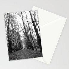 Leafy Walk Stationery Cards