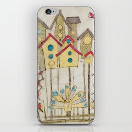 FANCY PANTS iPhone Skin