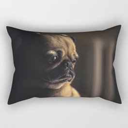 PugLife Rectangular Pillow