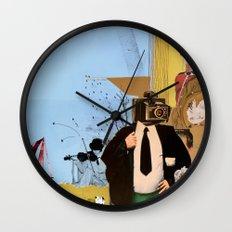 Alfred 2 Wall Clock