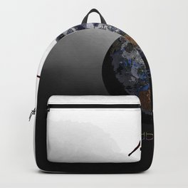 the ground beneath her feet Backpack
