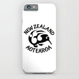 KIWI Aotearoa | New Zealand iPhone Case