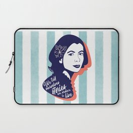 We Tell Stories - Joan Didion Laptop Sleeve