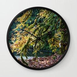 River Kami Wall Clock