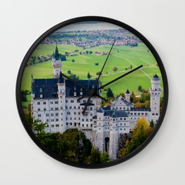 Magic castle Wall Clock