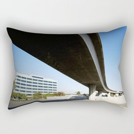 Bridge of Broken Dreams Rectangular Pillow