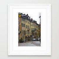france Framed Art Prints featuring FRANCE  by Azniv's Photos
