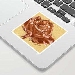Sanguine Rose Sticker
