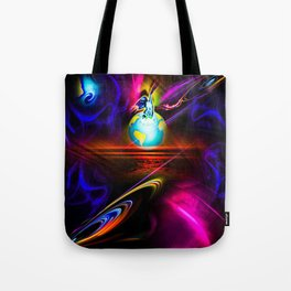 Apocalypse - now - Our world is a magic Tote Bag